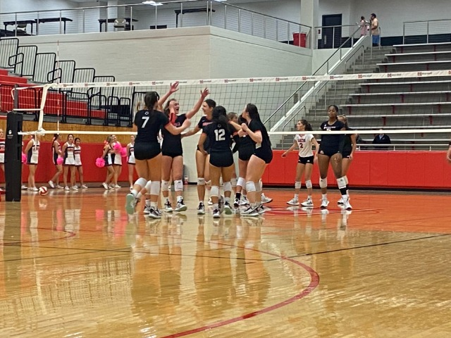 Cowgirls fall to Marcus in 5
