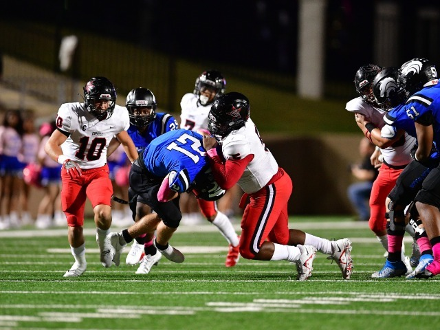 Coppell Dominates Plano West
