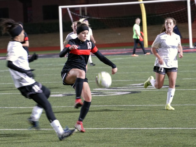 JV Cowgirls handle business in Lewisville