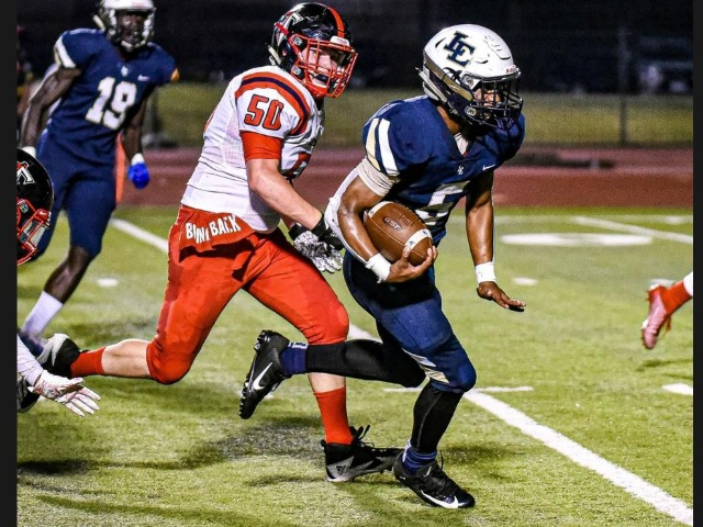 Little Elm holds off Centennial for last-minute victory