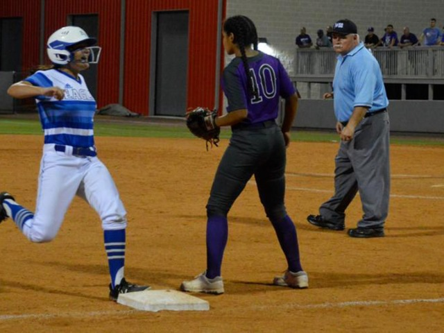 Lady Eagles take flight in time
