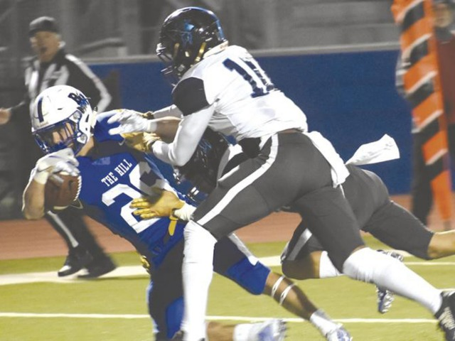 BH beats Raiders for playoff victory