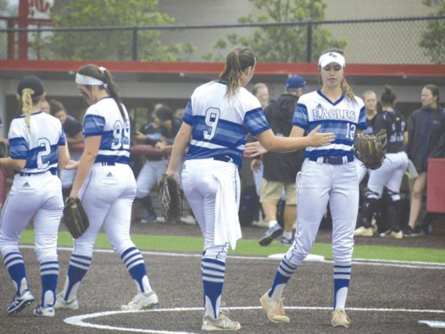 Barbers Hill escapes on walk-off
