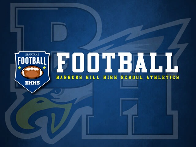Image for Barbers Hill closes unbeaten district title run