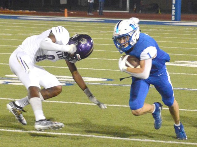 Barbers Hill bounce back leads to rout