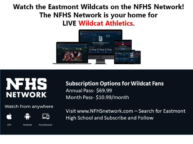 Wildcat Athletics Streaming Online