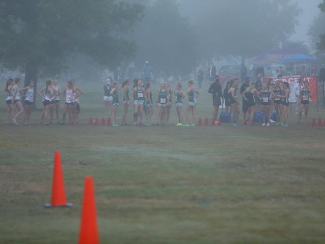 Dragon and Lady Dragon CXC teams run through the fog to glory in Denton