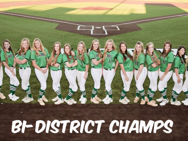 Lady Dragons win third game thriller with big bats and strong pitching