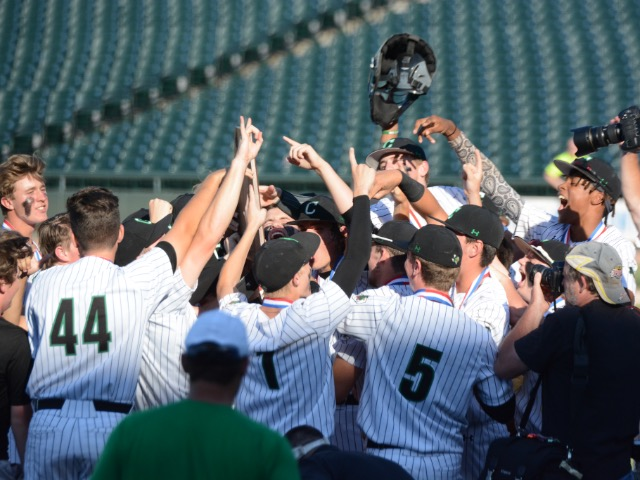 Another title to celebrate - Dragon Baseball in Town Square, June 19th