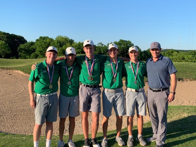 Dragon Golf advances to State with silver medal finish at Region 1 Tournament