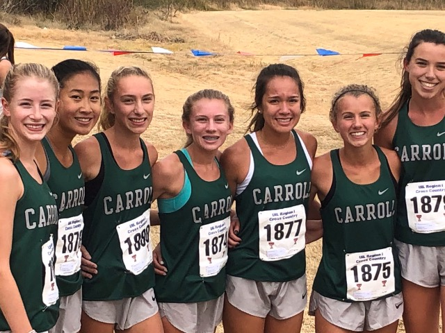 Lady Dragon Cross Country - REGION 1 CHAMPIONS
