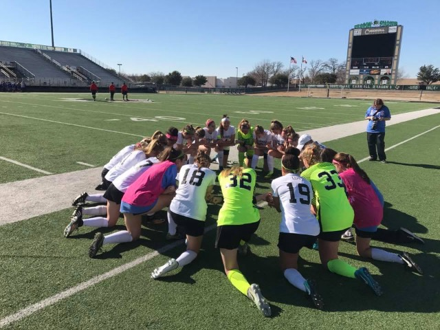 Lady Dragon Soccer defeats Lady Fight Farmers