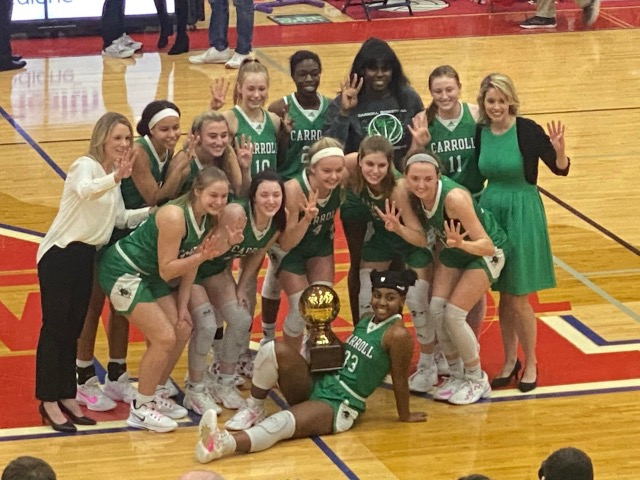 Lady Dragon Basketball advances to Regional Semis for first time in a generation