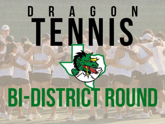 Image for Dragon Tennis reschedules Bi-District match due to weather