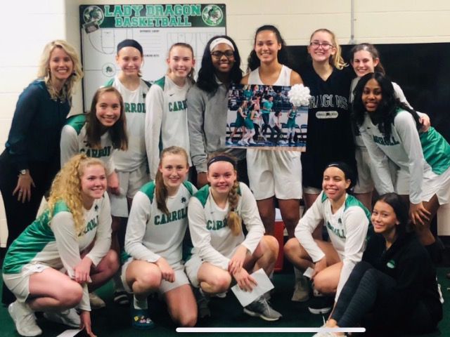 Lady Dragon Basketball punches ticket to big dance