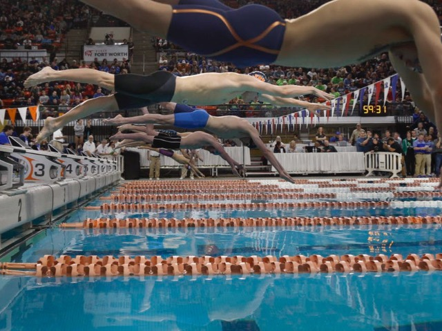 UIL State swim meet: Southlake Carroll roars as boys, girls sweep 6A team title