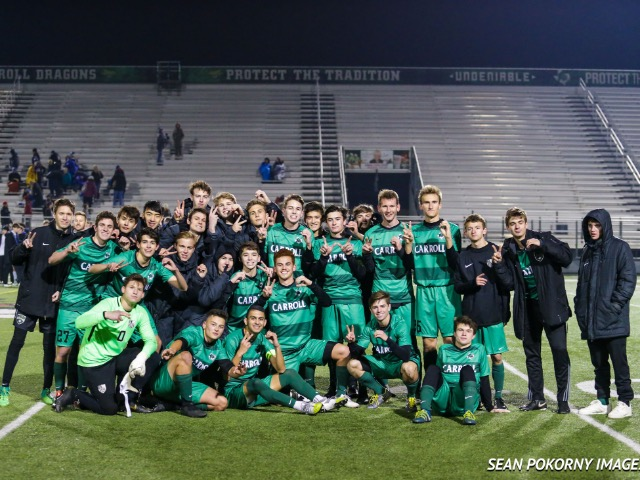 Dragon Soccer shuts out Fossil Ridge - earns road victory