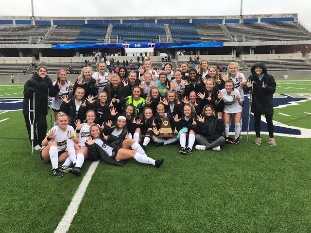 Going back to Birkelbach - Lady Dragon Soccer wins Region 1 Title