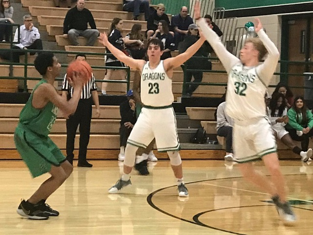 Dragon Basketball extends winning streak to 4 straight