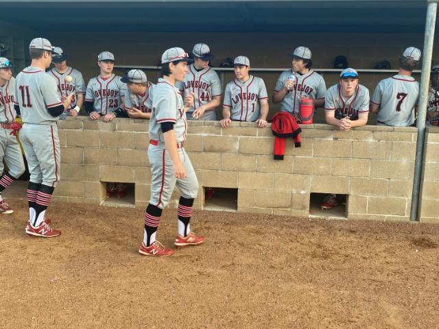 Varsity Baseball Beat Denison 11-0