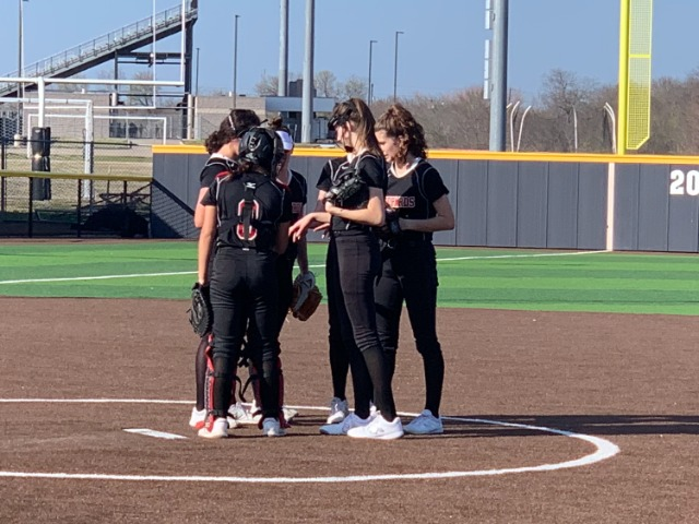 JV Softball Loses Despite Out-Hitting Royse City