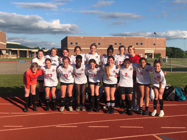 7th and 8th Grade Girls Soccer Game 6 Recap