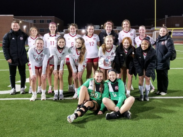 JV Girls Soccer Place 3rd in Berkner Ice Bowl