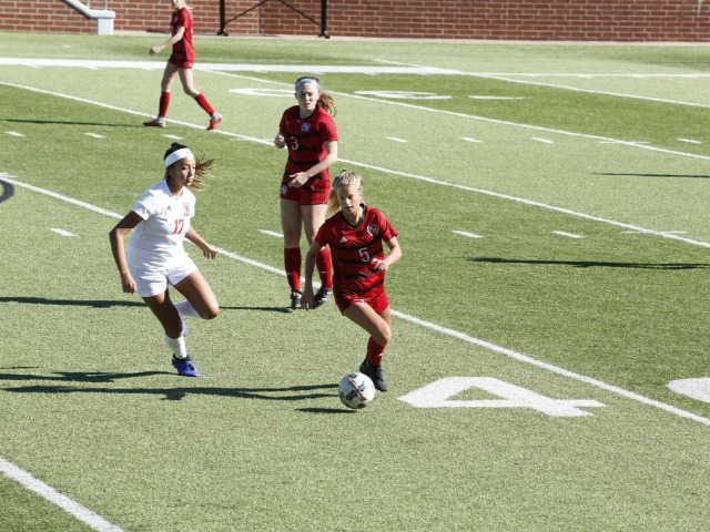 Girls Soccer Comes up short against The Colony