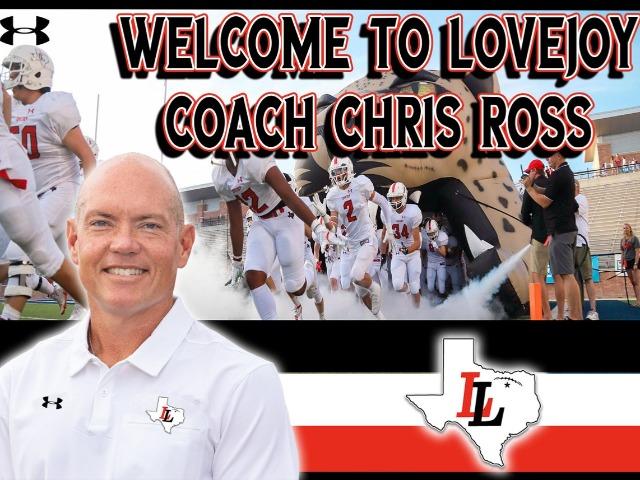 New Asst. AD/Head Football Coach