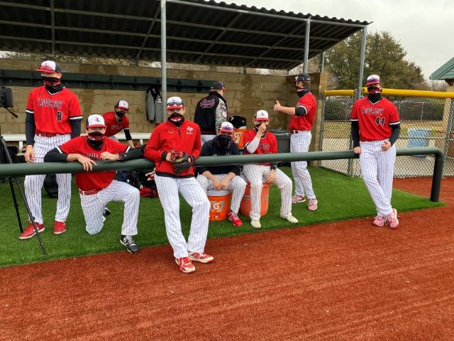 Varsity Baseball Beat Rock Hill 8-2