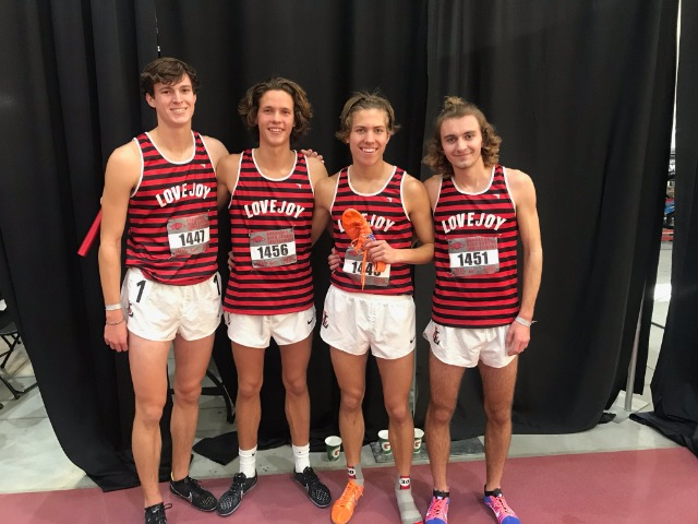 Three School Records Set at Arkansas High School Indoor Meet