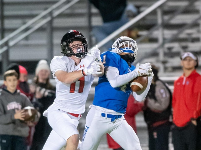 Frisco comes from behind to take down Lovejoy