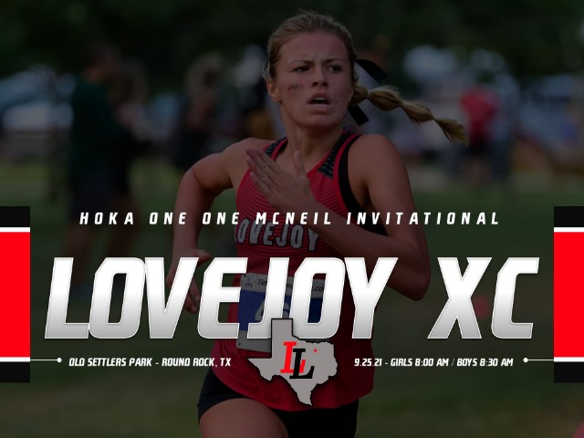 Lovejoy to Race at Hoka One One McNeil Invitational
