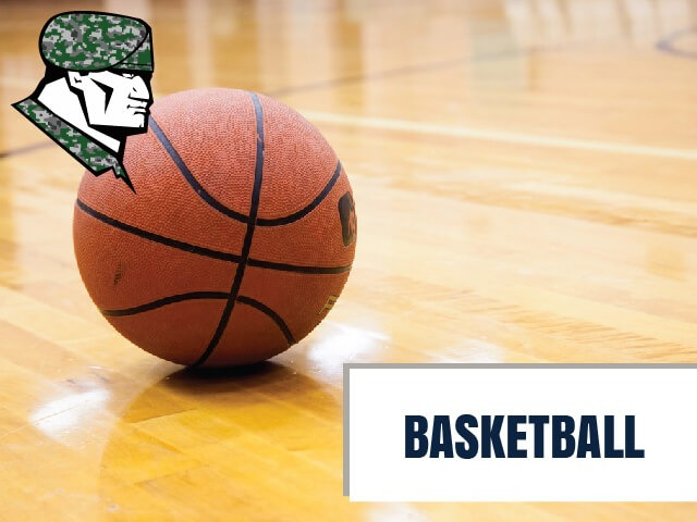 Rudder boys basketball team plays well in first half but falls to Katy Paetow