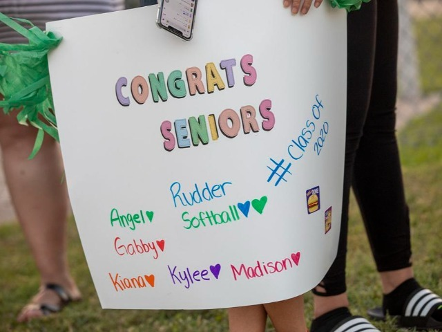 Rudder Softball's Senior Night