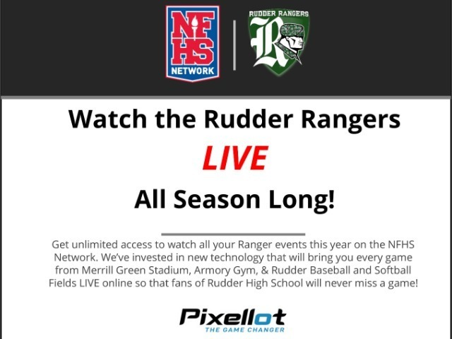 Rudder Sports Broadcast Subscription!