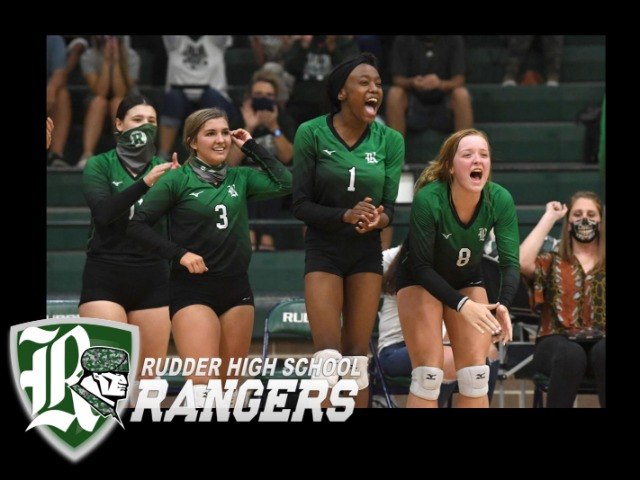 Rudder volleyball team earns win over A&M Consolidated