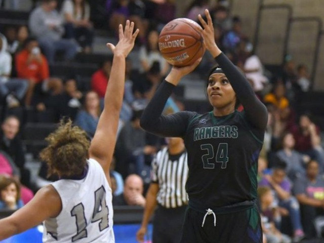Kelly's late 3-pointer lifts Rudder girls basketball team past College Station