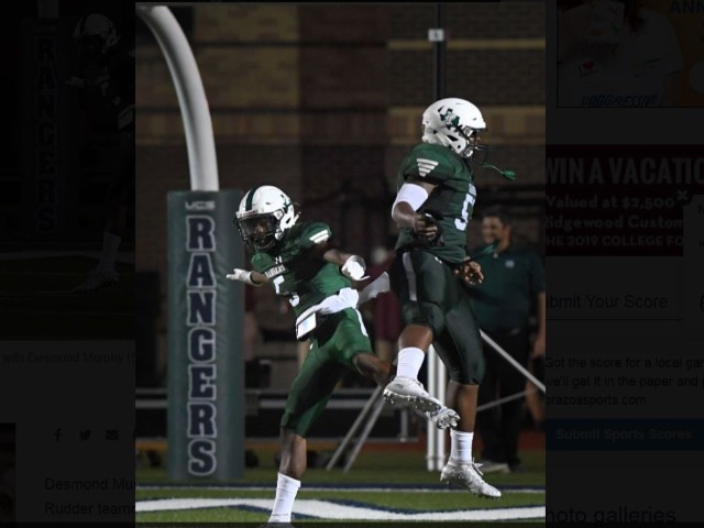 Rudder Rangers motivated to play for injured teammates