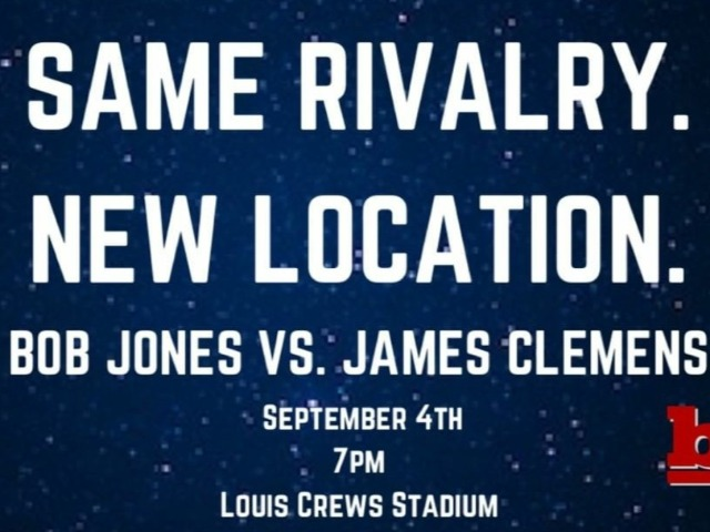 Football Location Change