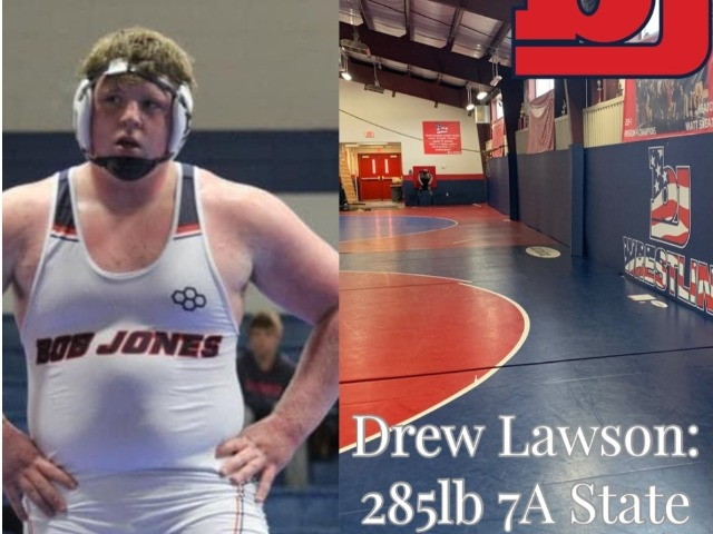 State Wrestling Championships- Sparkman Finishes 8th; Lawson Finishes Runner-Up