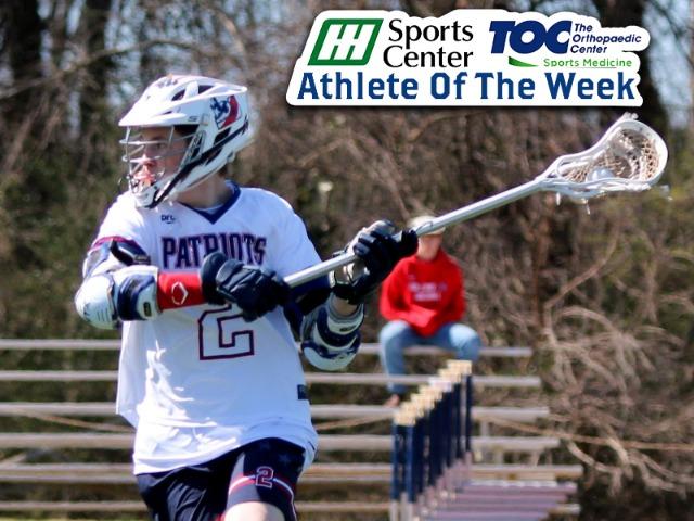 Baylin Navarro - HH / TOC  Athlete of the Week 4 JAN