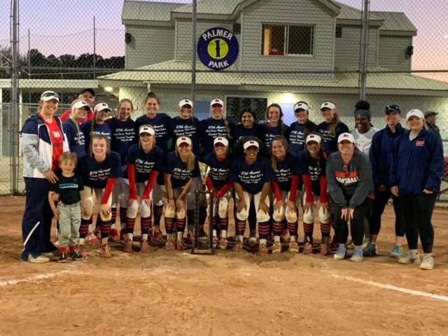 Softball Wins 28th Annual BJHS Invitational!