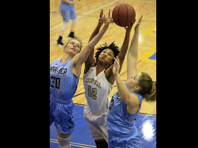 Little Rock Central stifles, tops Har-Ber
