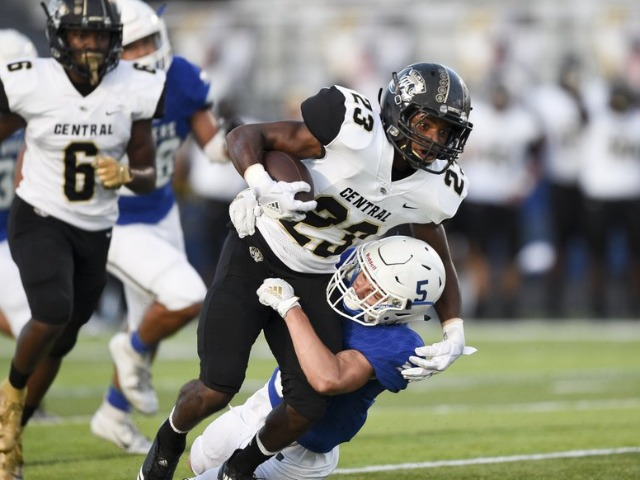 Mounties downed by Little Rock Central