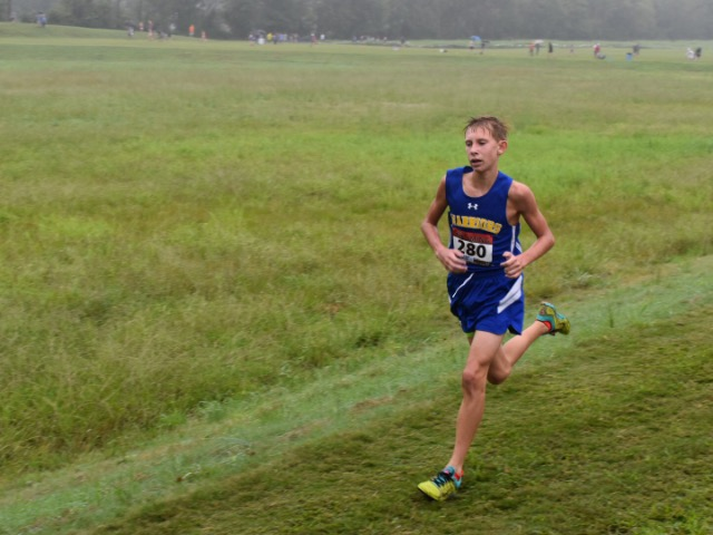 Warriors post a pair of 3rd place finishes in Elkins