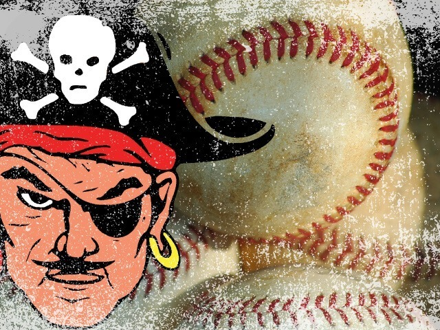 Pirate Baseball Falls on the Road to Heber Springs, 4-0