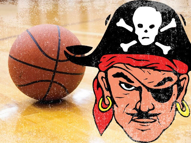Pirates plunder Apaches for 1-point victory