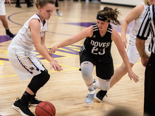 Lady Panthers beat Dover