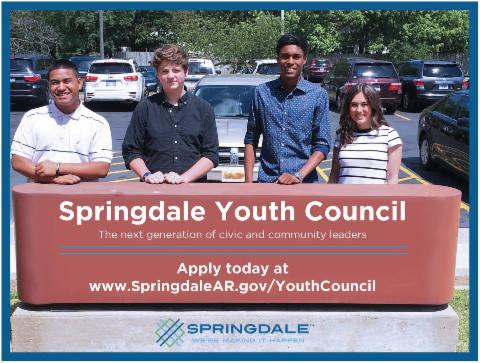 City of Springdale Youth Council